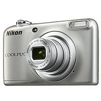 Фотоаппарат Nikon Coolpix A10 Silver Официальная гарантия (VNA980E1)