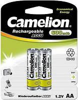 Аккумуляторы к портативной технике Camelion R6/2bl 600 mAh Ni-MH