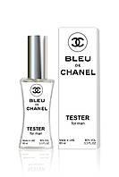 Тестер мужской Chanel Bleu de Chanel (Шанель Блю дэ Шанель), 60 мл