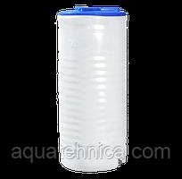 Ёмкость вертикальная 100 литров однослойная 45 х 97 см