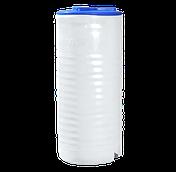 Ёмкость вертикальная 100 литров однослойная 45 х 97 см Ротоевропласт