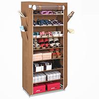 Тканевый шкаф-органайзер для обуви YQF-1190 Код:620054982