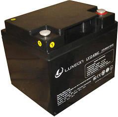 Аккумулятор Luxeon LX12-40MG, 12 Вольт, 40 Ач
