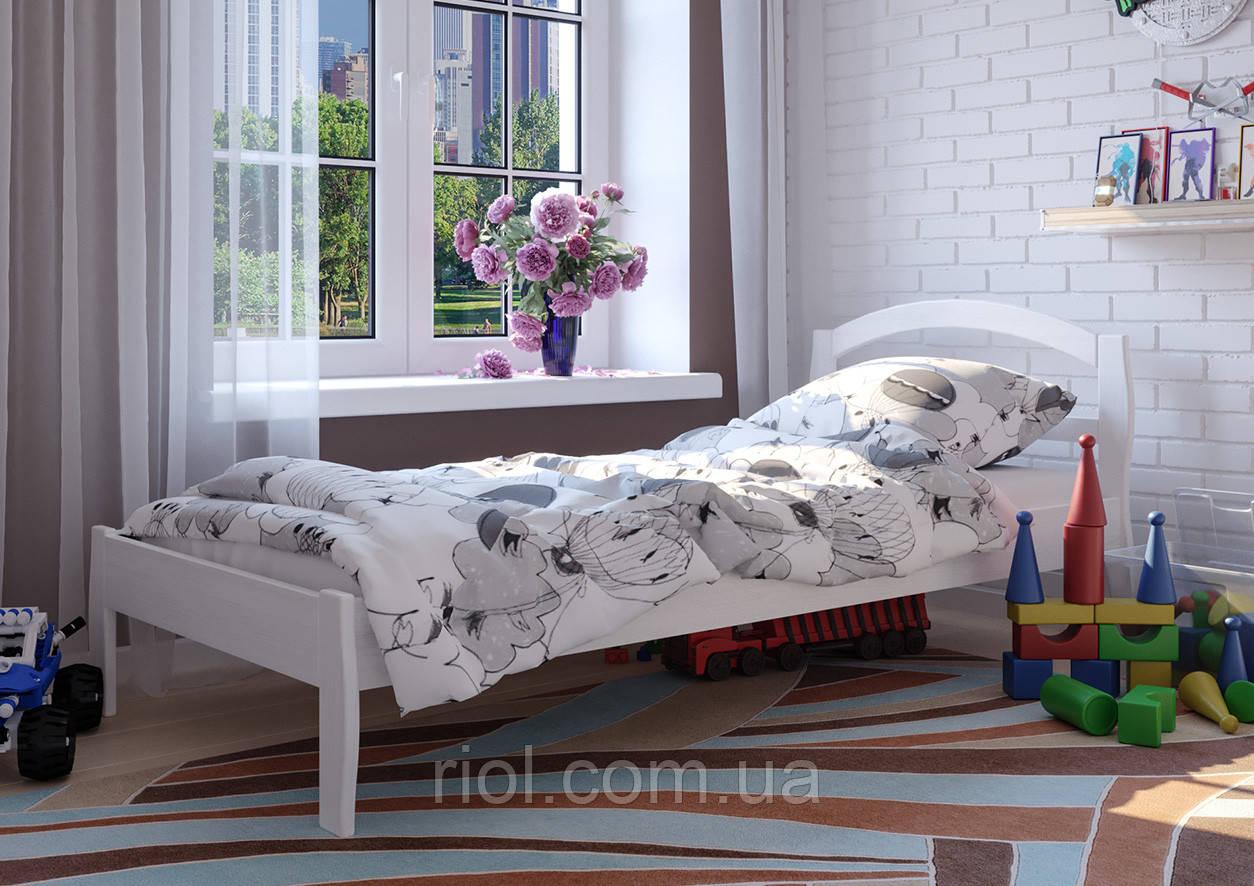 Кровать из натурального дерева Юлия