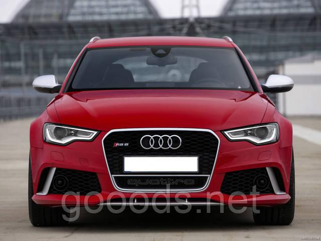 Решетка радиатора Audi RS6 2012 Hrom