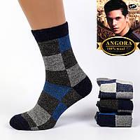 Мужские шерстяные носки Guonifeng AS58. В упаковке 12 пар