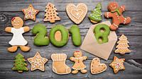 Как приготовить печенье на Новый год: базовый рецепт