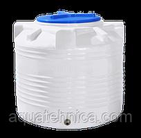 Ёмкость вертикальная  200 литров однослойная 70х66 см