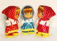 Кукла Маша - говорящая