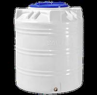 Ёмкость вертикальная 300 литров однослойная 70 х 87 см