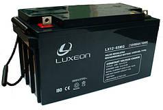 Аккумулятор Luxeon LX12-65MG, 12 Вольт, 65 Ач