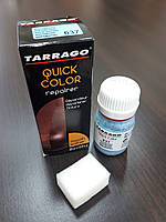 Крем-восстановитель для гладкой кожи Tarrago Quick Color 25 мл цвет аквамарин (637)