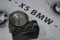 Дроссельная заслонка, дросельная, дросельна 4.4i m62 1435959 BMW X5 е53 БМВ Х5 2003-2006гв