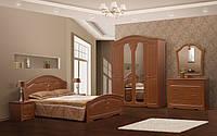 "Мебель  для спальни ""Луиза"" (орех)"
