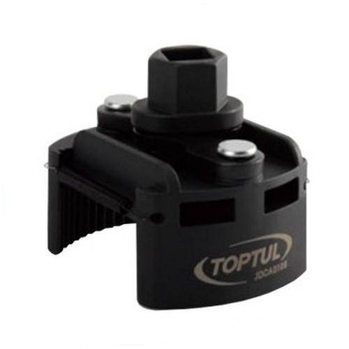 """Знімач м/фільтра 80-115мм 1/2"""" або під ключ 22мм JDCA0112 TOPTUL"""