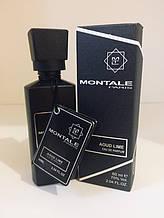 Парфюмированная вода унисекс Montale Aoud Lime(монтале аоуд лайм) 60 мл