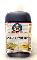 Соус соевый сладкий (густой) Healthy Boy 3 кг, фото 1