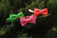 "Новая мини коллекция галстук-бабочек ""Бархат ""от I&M"