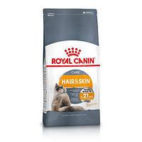 Корм для кошек Royal Canin Hair Skin (Роял Канин Хэйр энд скин) 10 кг