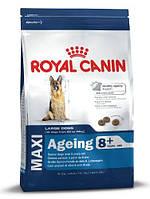 Корм Роял Канін Максі Аджеін 8+ Royal Canin Maxi Ageing 8+ для собак великих старше 8 років 15кг