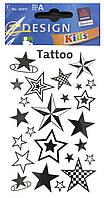 Татуировки со звездами