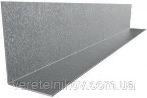 L- (прогон) профиль для облицовки фасадов 100х50х4000х1.25 мм