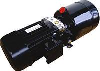 Гидравлическая мини маслостанция для подъемников автосервисов.