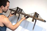 Полку Бруклінський Міст / Brooklyn Bridge Shelf, фото 1