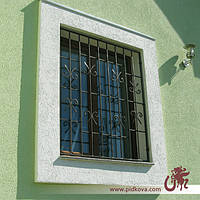 Решетка на окно тип Re29 и Rе30