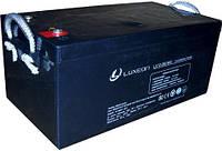 Аккумулятор Luxeon LX12-200MG, 12 Вольт, 200 Ач.