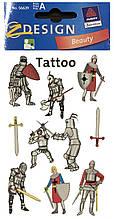 Татуировки с рыцарями
