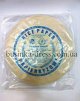 Рисовая бумага Rice Paper THANH THUY Papierrizowi 500г, 70листов, диаметр 22см  (Вьетнам)