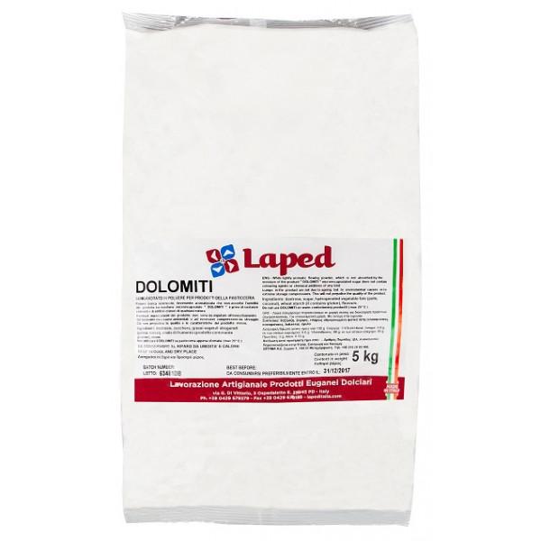 Доломіті Laped оп 5 кг - Вологостійка цукрова пудра
