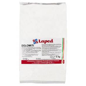 Доломіті Laped оп 5 кг - Вологостійка цукрова пудра, фото 2