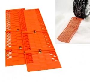 Противобуксовочные пластины Антибукс Tyre Grip Tracks