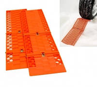 Противобуксовочные пластины Антибукс Tyre Grip Tracks, фото 1