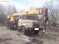 Услуги, аренда автокрана крана 14 т