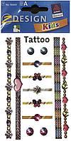 Татуировки с узорами браслета