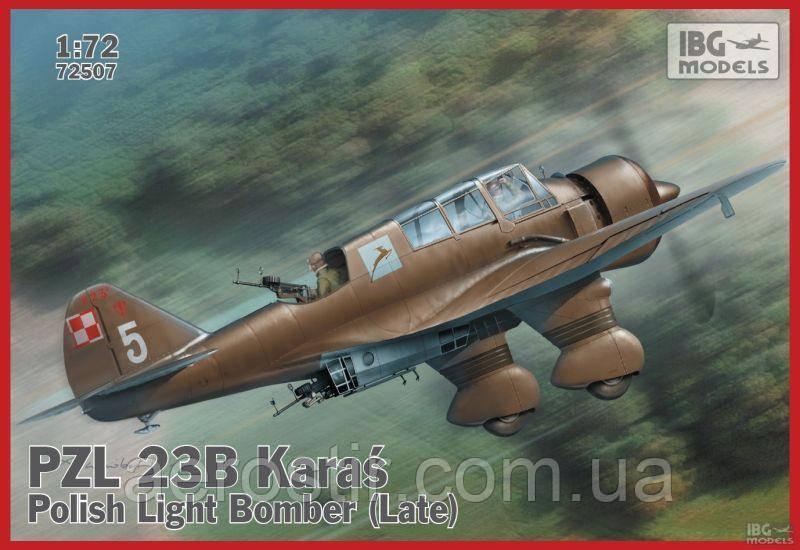 PZL 23B KARAS 1/72 IBG 72507