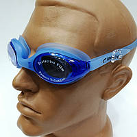 Очки для плавания SPEEDO 8004950000 PACIFIC STORM (поликарбонат, TPR, силикон,синий)