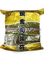 Водоросли Нори Gold, 100 листов 400г (Китай)