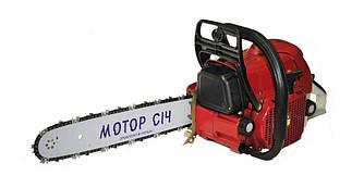 Бензопила Мотор Сич 470, 3,8 кВт