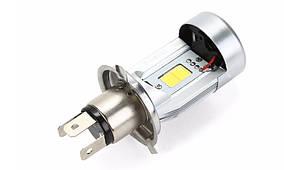 Мотолампа H1S LED H4, COB, 9-80V, 6000K (101012)