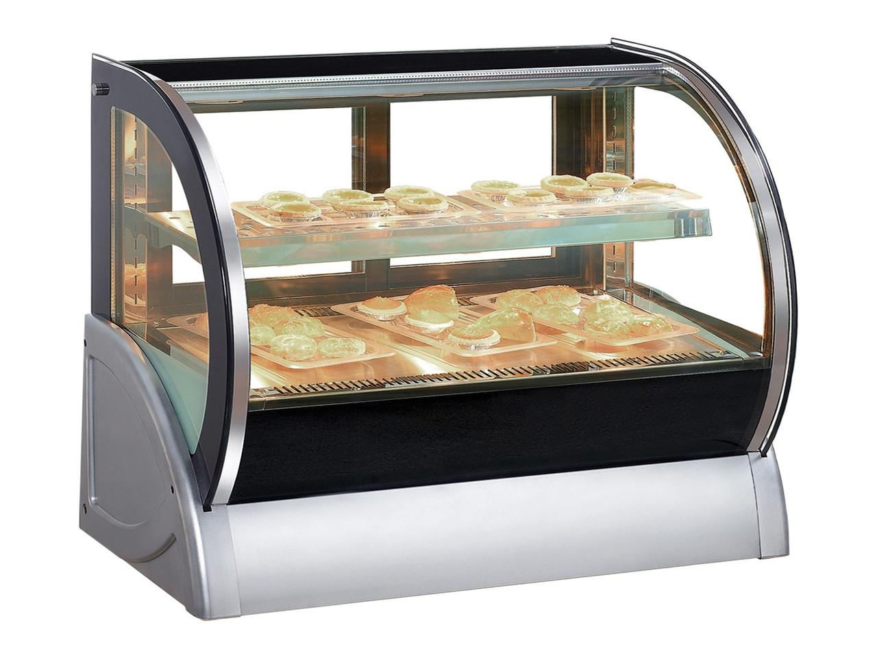 Тепловая витрина  THD125 GGM