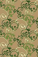 Ковер Фриз прямугольный зеленый 2х3
