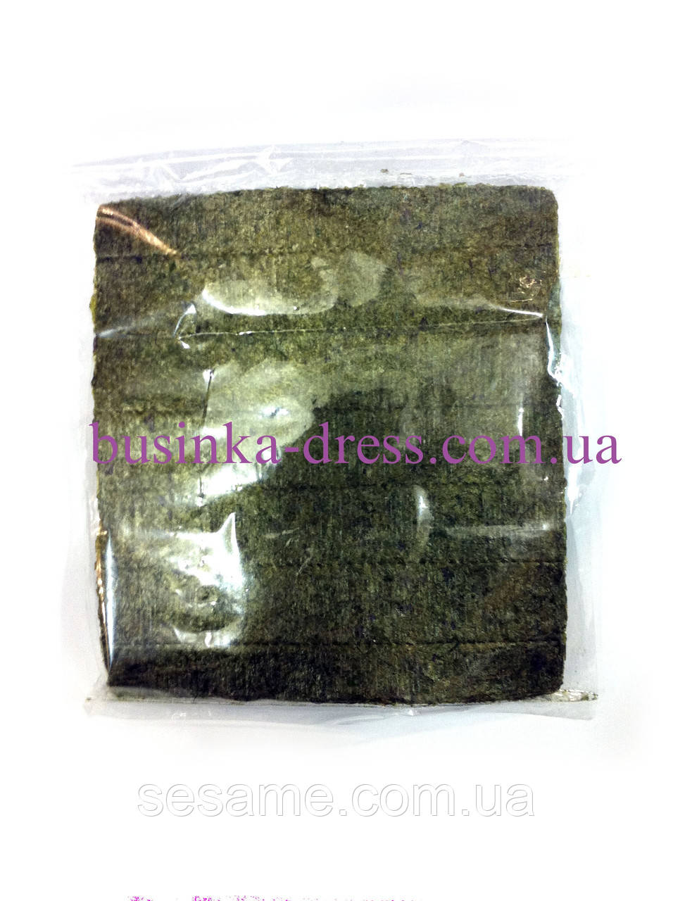 Водоросли Нори Gold, 10 листов 25г (Китай)