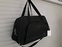 Аккуратная сумка в дорогу и для спорта в баню и на фитнес небольшая