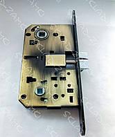 Засувка на міжкімнатні двері KOZAK SD-410B-AB 85 mm