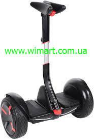 Гироскутер ProLogix X9 Mini Pro Black (PL-X9-mini-pro-BK).