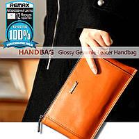 Кошельок Remax Glossy Leather Bag